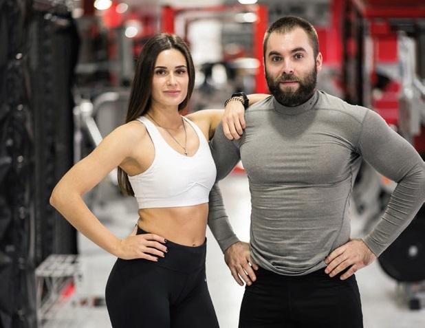 Nina and Mateo